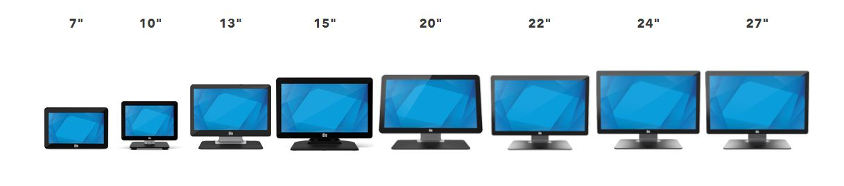 1002L 10 Touchscreen Monitor