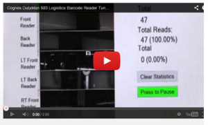 Fixed Barcode Readers for Logistics 7