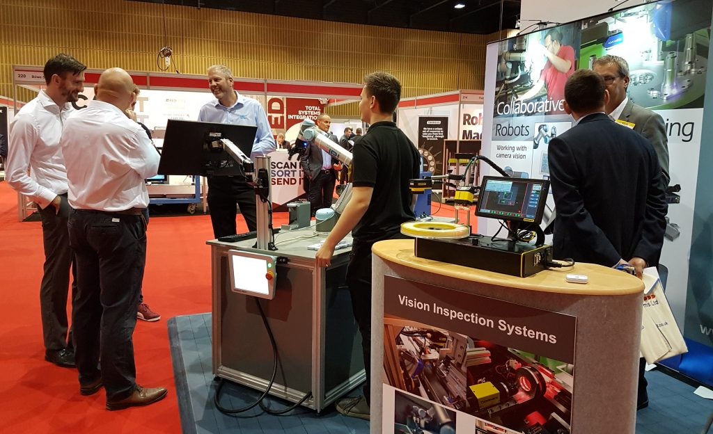 Acrovision at Robotics and Automation