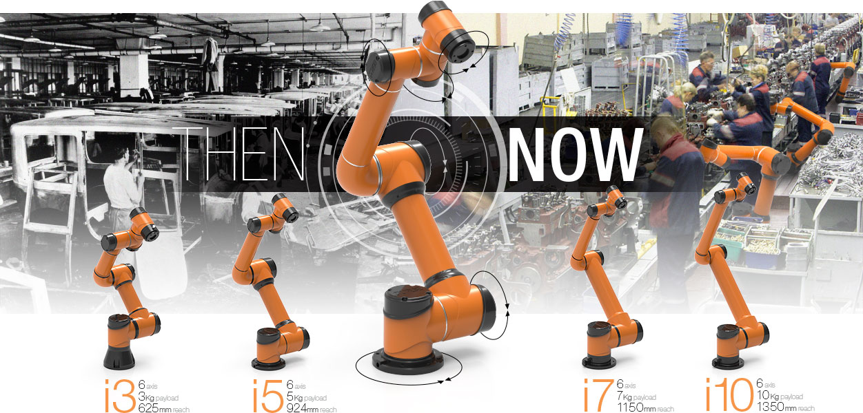 Introducing the AUBO-i10 Collaborative Robot 2