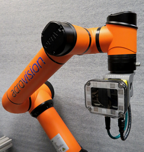 Acrovision breaks the price barrier of Collaborative Robots in the UK! 1