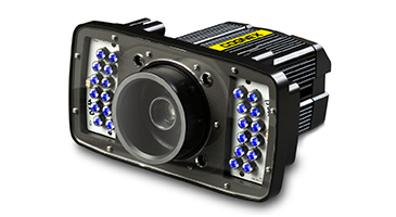 Image of Dataman 503 camera with HPIA light