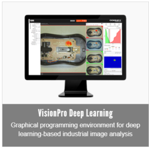 Deep learning visionpro