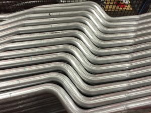 Image of exhausts - part marks