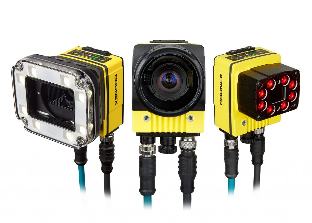 Image of In-Sight 7000 and 8000 Colour Vision Systems