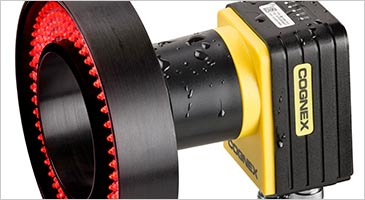 Cognex In-Sight 7000 - External Light