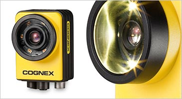Cognex In-Sight 7000 - Light and Unlit