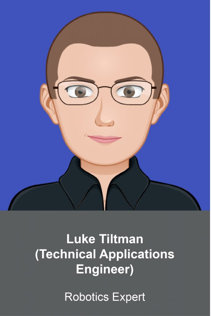 Image for Luke Tiltman