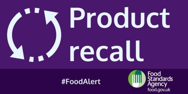 Emergency Product Withdrawal, Product recall