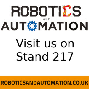 Robotics and Automation 2018 - Visit Acrovision on Stand 217 1