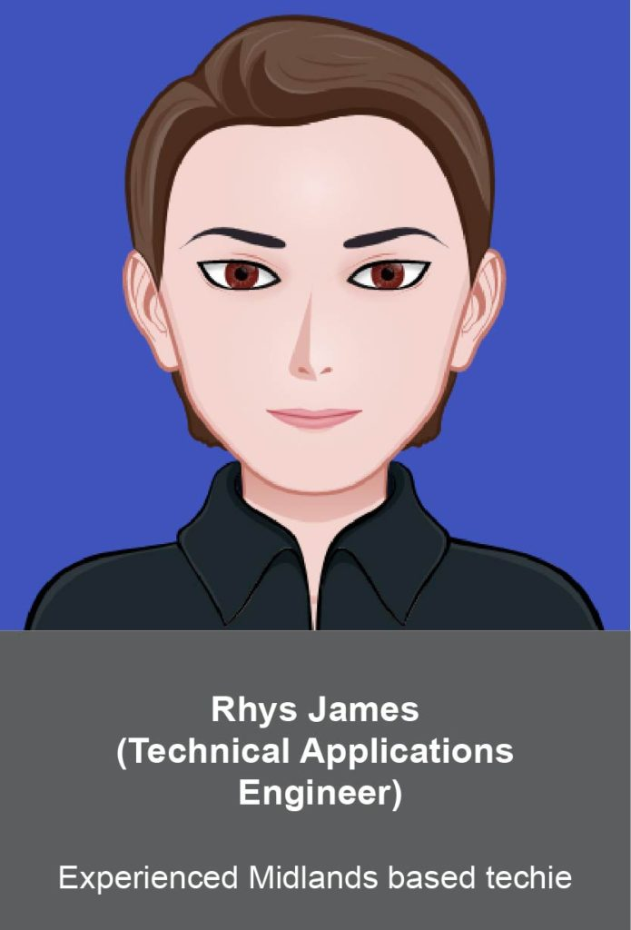 Image for Rhys James