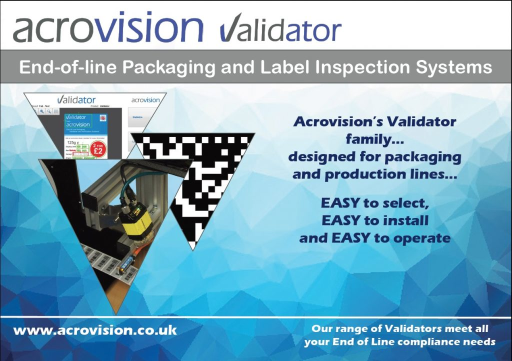 Image for Acrovision Validator Overview Booklet