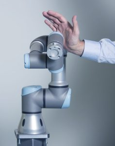 Image of New products - Collaborative Robot UR3 - sensitive to hand presence